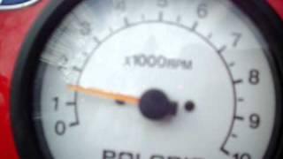 10. 2003 Polaris Pro-X 600