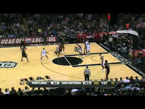 Portland Trail Blazers 83 – San Antonio Spurs 99
