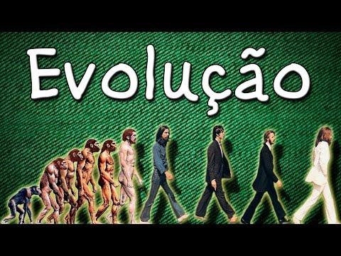 Evolução, Charles Darwin e Seleção Natural Aula Grátis de Biologia – Teoria da Evolução e Darwinismo