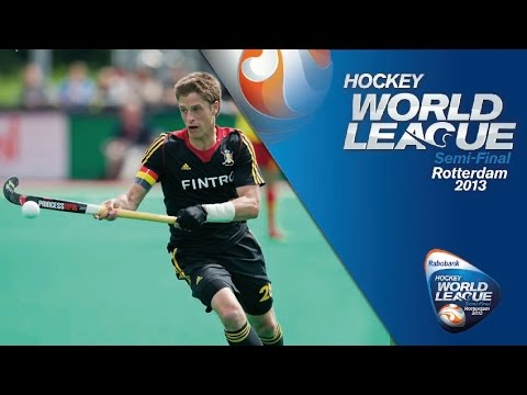 Belgium - Belgium and Spain played out a 1-1 draw on day five of the Rabobank Men's Hockey World League. The result was enough to secure first place in Pool A for Marc...