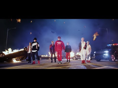 BTS (방탄소년단) 'MIC Drop (Steve Aoki Remix)' Official MV (видео)