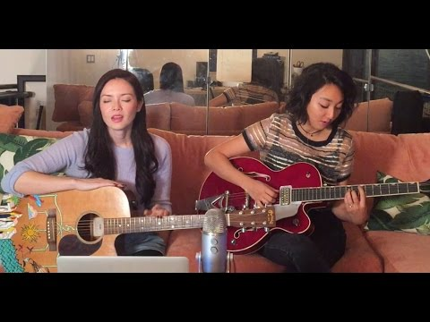 Starving Hailee Steinfeld Cover [Feat. Clara C]
