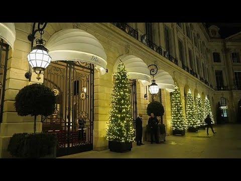 Millionenbeute bei Raubüberfall im Pariser Luxushot ...
