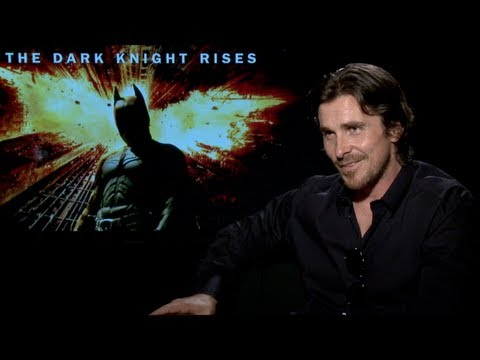 THE DARK KNIGHT RISES Interviews: Bale, Hathaway, Oldman, Freeman, Caine, Gordon-Levitt and Nolan