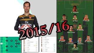 FIFA Online 3 - แผนอาร์เซน่อล 2015/16 By Zeed พามั่ว, fifa online 3, fo3, video fifa online 3