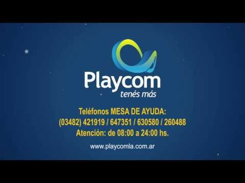 Playcom – Aviso corte de canales