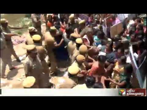 People-Protest-against-operation-of-illegal-TASMAC-outlets--Kanyakumari