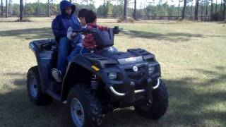 8. CAN~AM 400 OUTLANDER MAX 4X4 2SEATER  ~ ( CROOMATVRENTAL.COM ) 352-345-8797