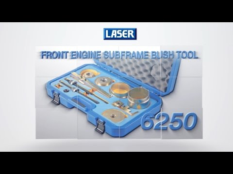 6250 | Front Engine Subframe Bush Tool