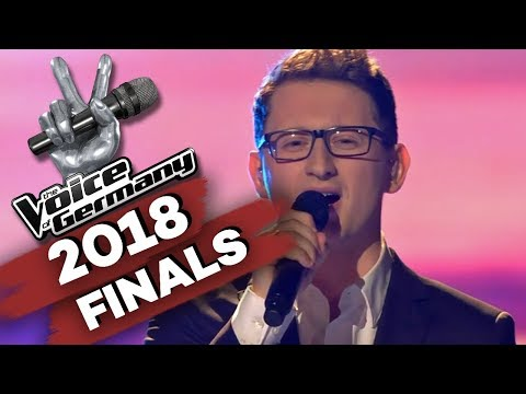 Samuel Rösch: Roger Cicero - In diesem Moment | The Voice of Germany | Finale