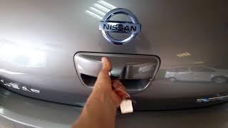 видео авто Nissan LEAF в кредит