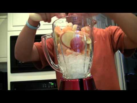 How to Make a Delicious Fruit Smoothie