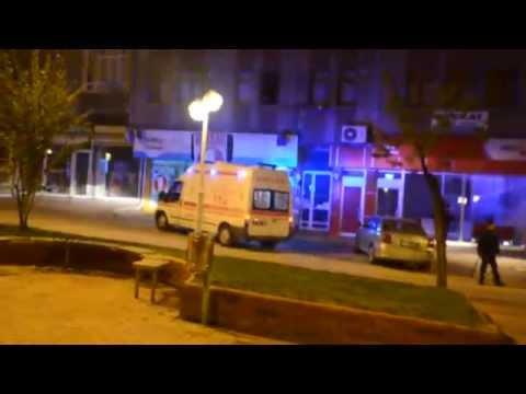 Tosya'da Silahlar Konuştu