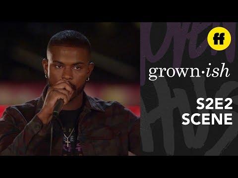 grown-ish Season 2, Episode 2 | Movie Night at Hawkins | Freeform