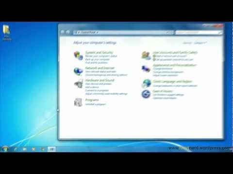 , title : 'Disable trackpad auto-click in Windows 7 - Lucid Nerd Tutorial'