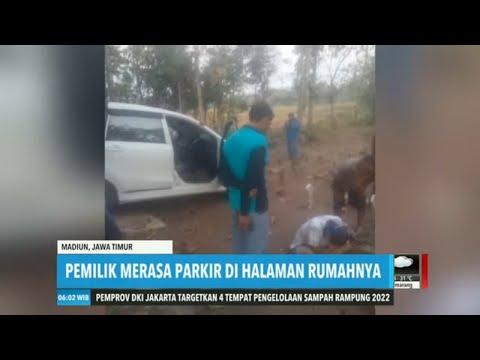 Heboh Mobil Masuk Makam  | REDAKSI PAGI (01/08/19)