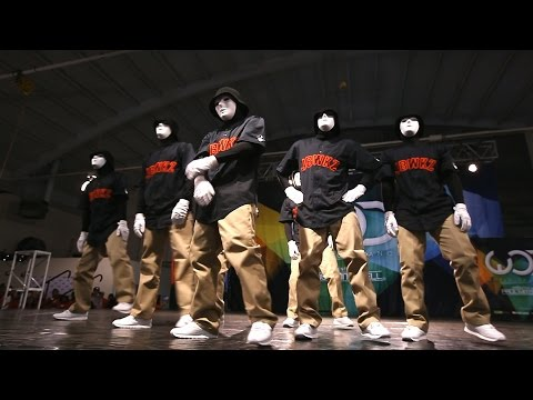 Jabbawockeez at World of Dance Bay Area 2014