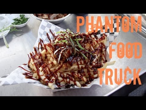 Behind the Booth: Phantom Food Truck