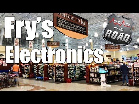 Conheça a Fry's, loja de eletrônicos dos sonhos nos Estados Unidos