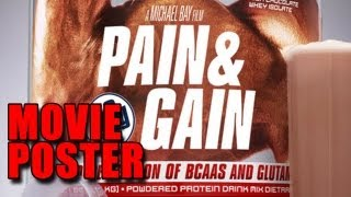 Pain and Gain Poster and First Look (2013)