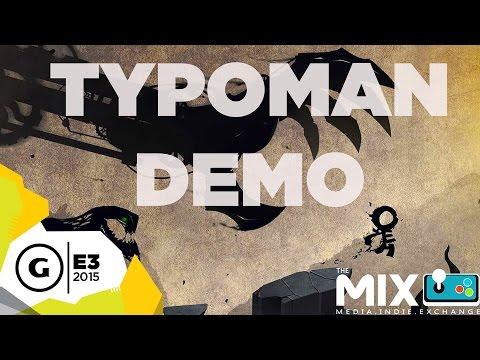 Typoman #1