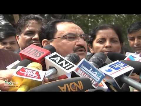 CPM is creating an atmosphere of terror & physically eliminating BJP workers in Kerala: Shri JPNadda