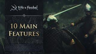 Видео к игре Life is Feudal: MMO из публикации: Десять особенностей Life is Feudal