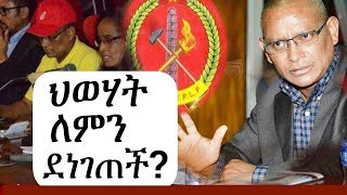 Ethiopia: ህወሃት ለምን ደነገጠች? | አዴፓ | | TPLF | Getachew Shiferaw | Amhara