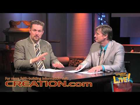 Old Earth creationists must accept human death before Adam (Creation Magazine LIVE! snippet)