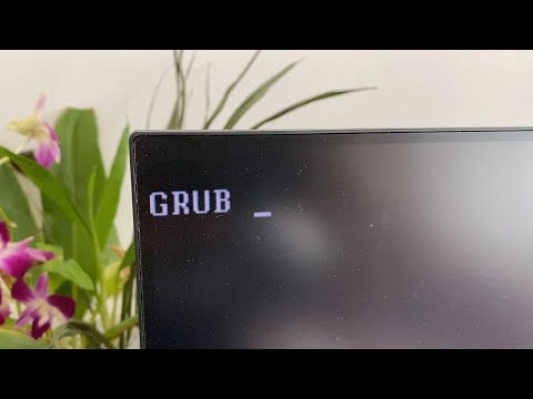 Howto repair your GRUB _ linux boot