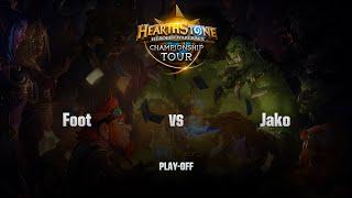 Foot vs Jako1910, game 1