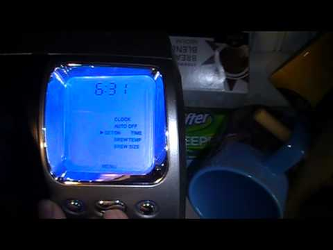 Keurig Coffee Maker Says Descale : How To Set On Off Automatic Time Feature On Keurig Coffee Maker - Automatic Coffee ...