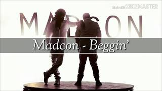 Madcon - Beggin - Lyrics