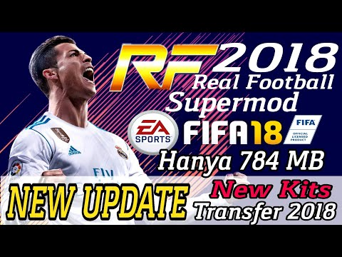 Download Real Football 2012 Mod 2018 Mod Fifa 18 Hack Unlimited Money APK