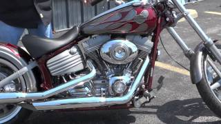 5. Pre-Owned 2009 Softail Rocker