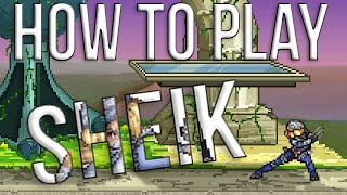 [SSF2] Sheik Guide