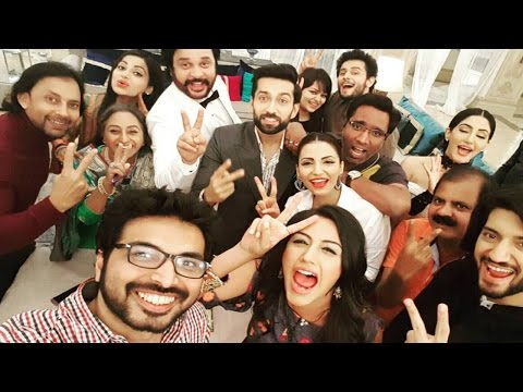 Ishqbaaz Actors playing CRICKET on Sets | VIDEO