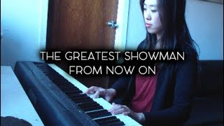 Video The Greatest Showman  - From Now On (piano cover) MP3, 3GP, MP4, WEBM, AVI, FLV April 2018