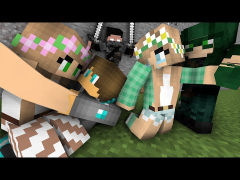 Diamond man life 35 - Minecraft animations