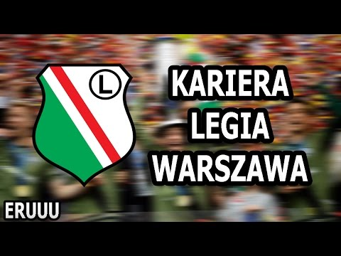 FIFA 17 - KARIERA LEGIA WARSZAWA [#1] Dobry pocztek?