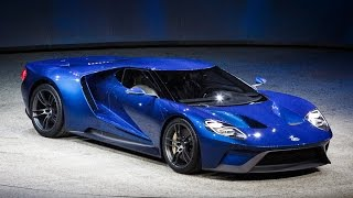 Forza Motorsport 6 Trailer (Xbox One) (Forza 6) (Ford GT 2015)