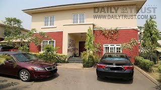 Arms Deal: Houses sealed by EFCC in Abuja