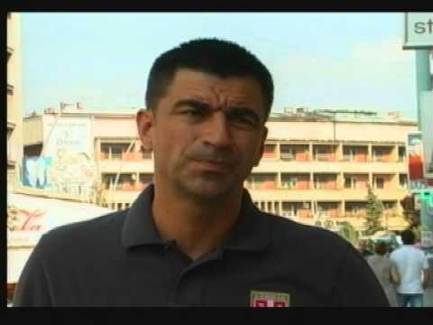 GM: Večeras utakmica Srbija-Makedonija