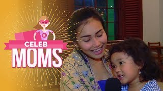Video Celeb Moms: Ayu Ting Ting, Nyanyi Bareng Bilqis - Episode 15 MP3, 3GP, MP4, WEBM, AVI, FLV Juli 2018