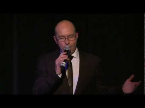 Greg Ward - BIANZ National Awards 2012 - 'Off the Cuff' show excerpt
