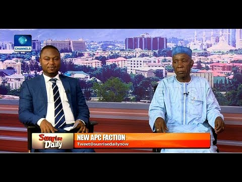 New APC Faction: We Are Authentic APC, Not A Faction - Buba Galadima |Sunrise Daily|