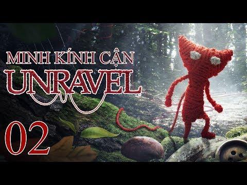 #02 UNRAVEL TRỰC TIẾP: TÔI LÀ CUỘN LEN BIẾT ĐI - MINH KÍNH CẬN