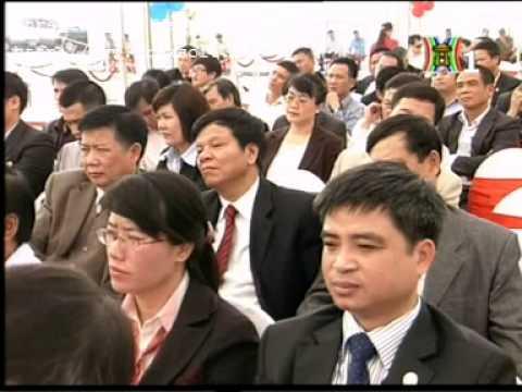 Lễ khởi công dự án Hanssip 17-12-2012