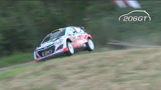 WRC Germany 2014 With CRASH Latvala&JUMPS - HD