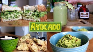 5 Creative Ways to Use Avocados by Brothers Green Eats